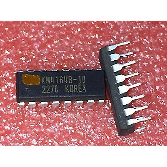 4164 Km4164b Km4164b-10 Km4164b-12 Km4164b-15 Dip16 Km4164 64k X 1bit الديناميكي