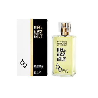 Alyssa Ashley Musk Eau De Toilette 200ml