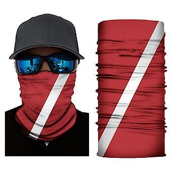 3Pcs unisex soft summer uv resistant bandanas xhs-367