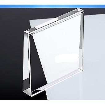 Mobile Phone Table Clear Advertising Sign Display Stand Acrylic Menu Price Tag