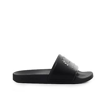Karl Lagerfeld Kondo Ii Maison Karl Black Slide