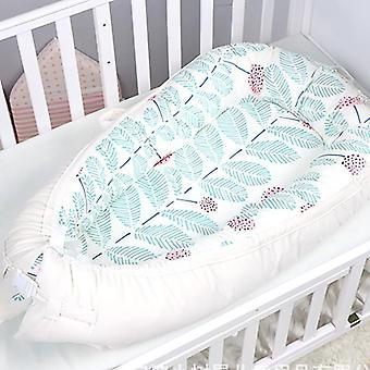 बेबी नेस्ट बेड, पोर्टेबल पालना, तह, नवजात शिशुओं चारपाई, नर्सरी नींद घोंसले,