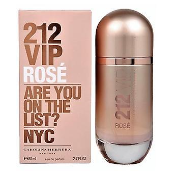 212 VIP Rose af Carolina Herrera Eau de Toilette Spray - 80ml