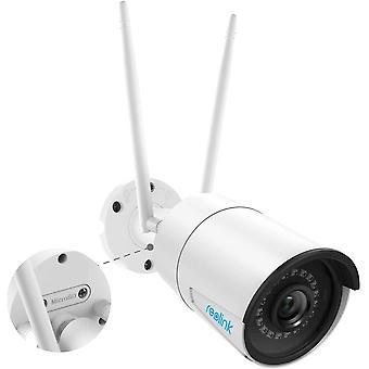 HanFei WLAN IP Kamera, berwachungskamera 1440p HD mit Audio fr Aussen, 2,4/5GHz WiFi Outdoor Kamera