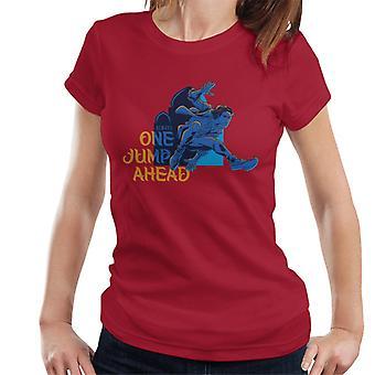 Disney Aladdin One Jump Ahead Women's T-Shirt