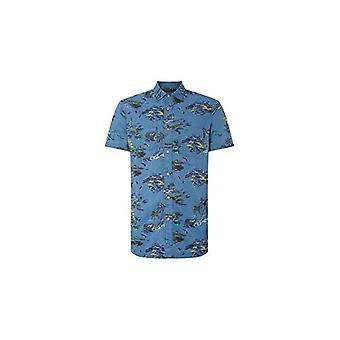 O'NEILL LM Tropical - Camiseta de manga corta, camiseta para hombre, multicolor, XL