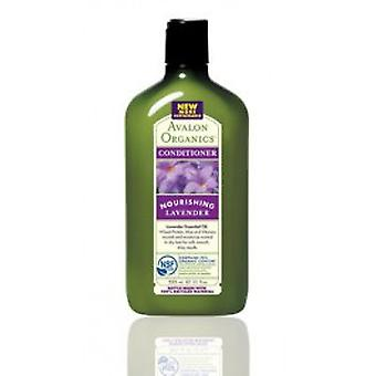 Avalon Organics - Lavendel nähren Conditioner 325ml