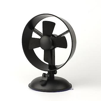 Mini fan hanging neck usb suction cup simple windmill fans