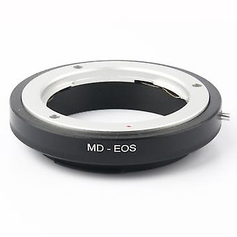 Md-eos adapter ring for mnd md mc lens compatible canon body