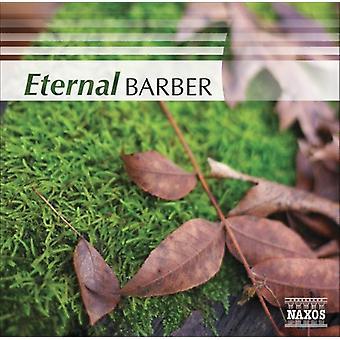 S. Barber - Eternal Barber [CD] USA import