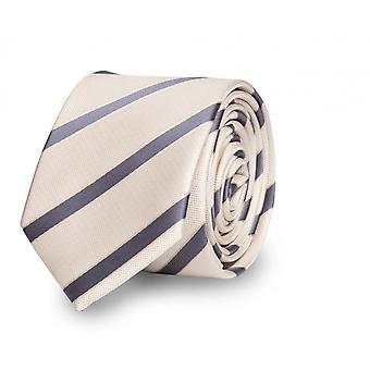 Cravate étroite Fabio Farini 6 cm plusieurs couleurs au choix