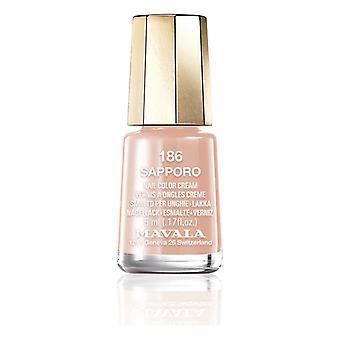 Nail polish Nail Color Mavala 186-sapporo (5 ml)
