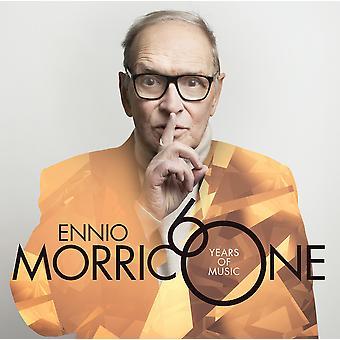Ennio Morricone - 60 Years of Music Vinyl