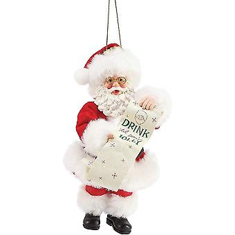 Osasto 56 Mahdolliset unelmat, kunnes jolly joulupukki ripustaa joulukoristeen