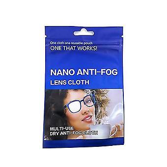 Nano paño de gafas antiniebla