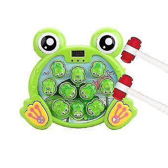 Interaktywna gra Walnięcie Żaba, Trwałe Walenie Toy Fun Prezenty dla dzieci