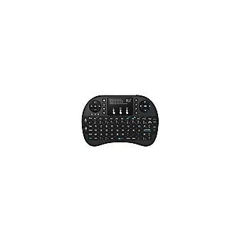 Mini I8 Plus White Backlit 2.4G Wireless Mini Keyboard Touchpad Air Mouse