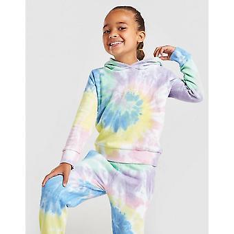 New Sonneti Girls' Mini tie Dye Tracksuit from JD Outlet Purple