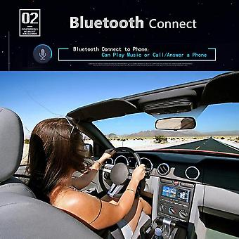 """Universal 4"""" Car Mp5 Bluetooth Player Lcd Screen Display Tft Remote Control"""