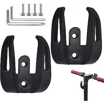 2 Pieces Front Hook For Nylon Scooter, Double Hook Design