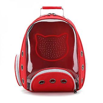 Pet Carrier Backpack, Waterproof Bubble Backpack Carrier, Cats And Puppies,airline-approved, Designed For Travel, Hiking, Walking & Outdoor Use