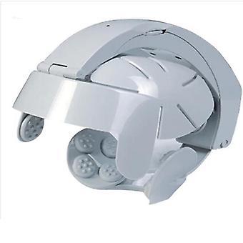 Taille réglable de masseur de casque électrique