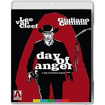 Day of Anger [BLU-RAY] USA import