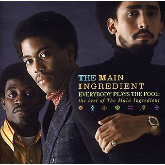 Wichtigste Zutat - Best of Main Ingredient [CD] USA Import