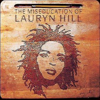 Lauryn Hill - Miseducation af Lauryn Hill [CD] USA import