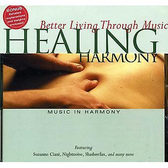 Healing: Harmony - Healing: Harmony [CD] USA import