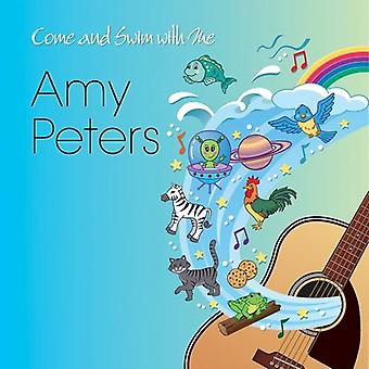 Amy Peters - Come & simma med mig [CD] USA import