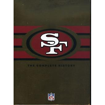 History of the San Francisco 49Ers [DVD] USA import