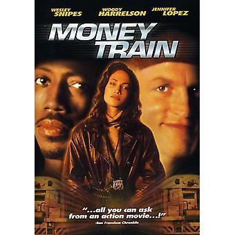 Money Train [DVD] USA import