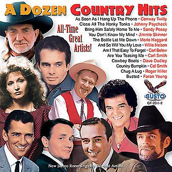 Dussin Country Hits - dussin Country Hits [CD] USA import