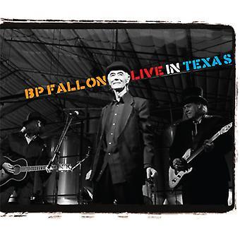 Bp Fallon - Live in Texas [CD] USA import