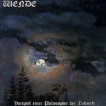 Wende - Vorspiel Einer Philosophie Der Zukunft [CD] USA import