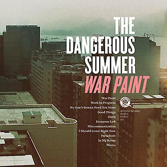 Dangerous Summer - War Paint [Vinyl] USA import