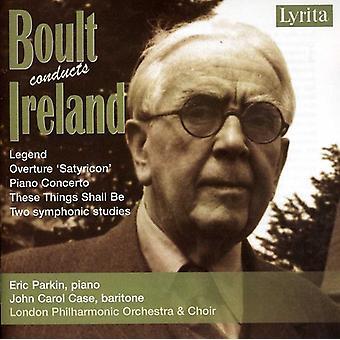 J. Ireland - Boult Conducts John Ireland [CD] USA import