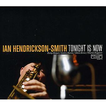 Ian Hendrickson-Smith - Tonight Is Now [CD] USA import