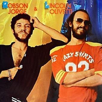 Jorge, Robson / Olivetti, Lincoln - Robson Jorge & Lincoln Olivetti [Vinyl] USA import