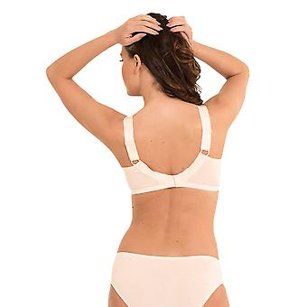 LingaDore 1341-4 Dames's Lisette Ivory Off White Non-Padded Non-Wired Full Cup Bra
