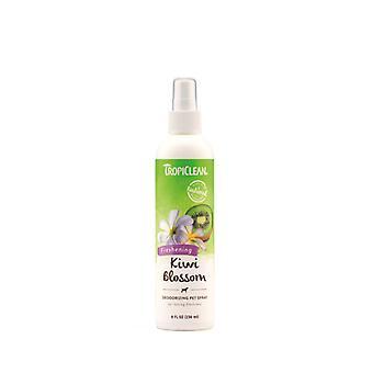 TropiClean Kiwi Blüte desodorierenden Haustier Spray 236ml