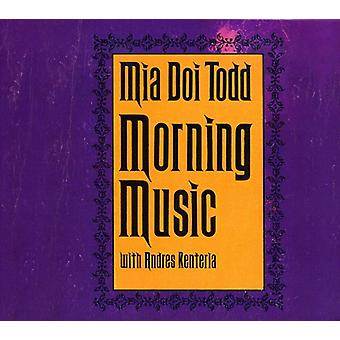 Mia Doi Todd - Morning Music [CD] USA import