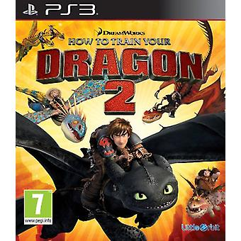 Hoe train je Dragon 2 (PS3)-nieuw