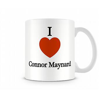 I Love Connor Maynard Printed Mug