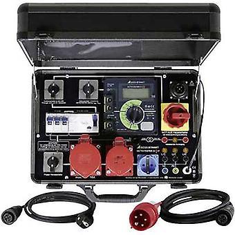 Gossen Metrawatt M 700 K Test meter set, Electrical tester set VDE 0104 · IEC 61010-1 · VDE 0404 · DIN 43751 · VDI/VDE 3540 · VDE 0470 · EN 61326 · VDE 0843