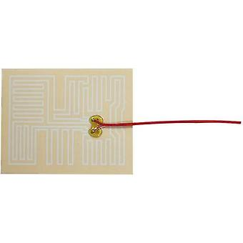 Thermo TECH Polyester Heating foil self-adhesive 12 V DC, 12 V AC 17 W IP rating IPX4 (L x W) 170 mm x 135 mm