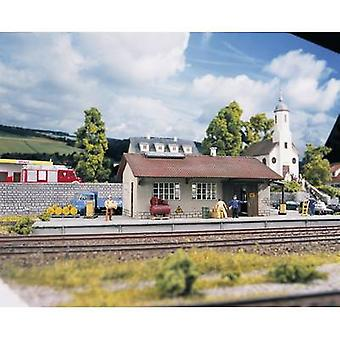 Piko H0 61824 H0 Goods shed stone castle
