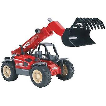 Brother Manitou Telescopic Loader MLT 633