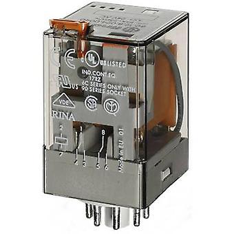 Finder 60.12.8.230.0040 Plug-in rele 230 V AC 10 dollaria-2 muutos villapaidat 1 PCs()